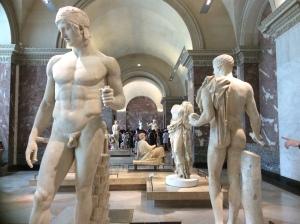 Sala de la Venus de Milo