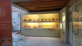 Vista de una de las salas de Son Fornés