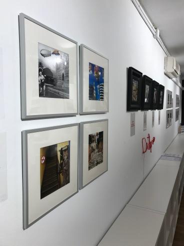 Distopía de Yolanda Trigo, galería Horts, 1. Fotografía de J.J. Segura
