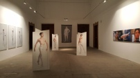 """A stylized repetition of acts"" de Marta Pujades en el Casal Solleric"