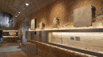 Sala Antigüedad Tardía 2 Museo Historia Manacor