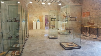 Sala miniaturas Museo Historia Manacor