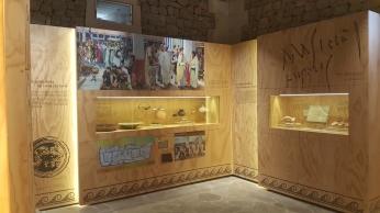 Sala romana 2 Museo Historia Manacor