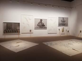 Christian Jankowski y Jorinde Voigt en la Galería Pelaires