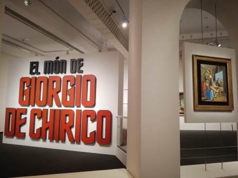 El mundo de Giorgio de Chirico. CaixaForum de Palma.