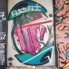 Arte urbano en Atenas