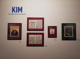 Kim en Cómic Nostrum 2018