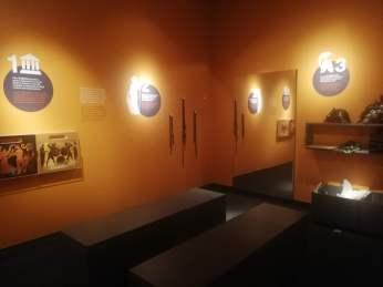 ¡Agón! en CaixaForum de Palma. Espacio didáctico