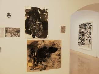Raúl Domínguez en la Galería Pelaires