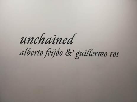 """""""Unchained"""" en la Galería Fran Reus"""
