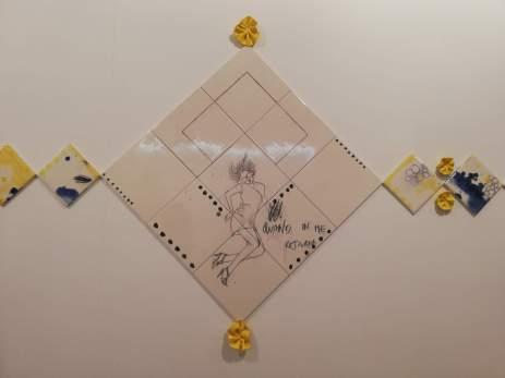 """""""Un día cualquiera"""" de Bárbara Juan en ABA Art Gallery de Palma"""